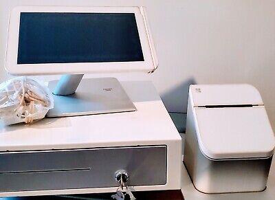 Retailrestaurant Pos System Clover 1.0 Complete Computer Station Cash Register