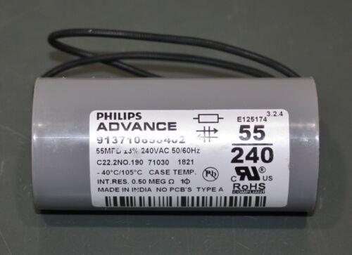 Philips Advance Dry-Film HID Capacitor 7C140M30RA