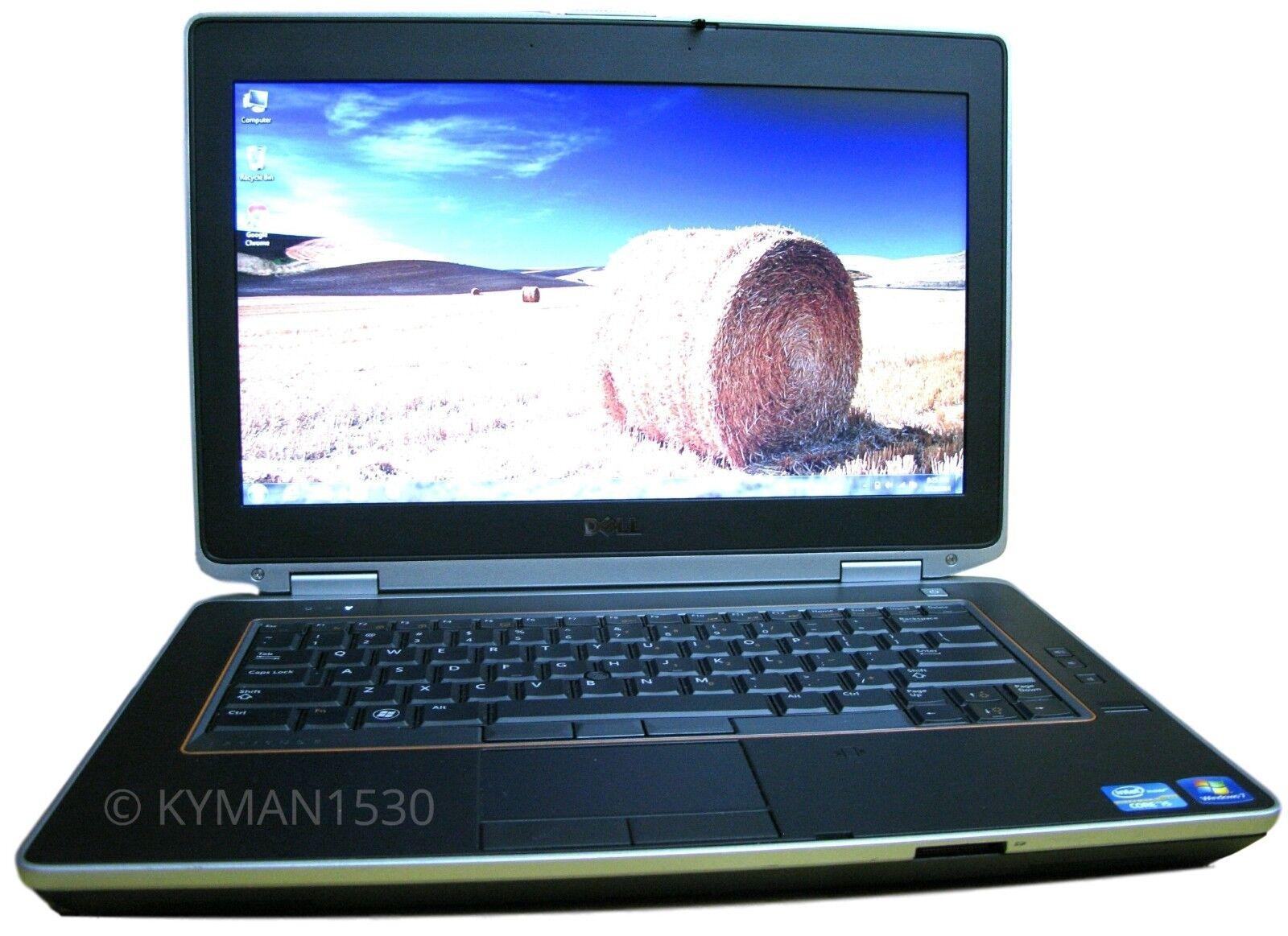 Laptop - Dell Latitude E6420 Laptop Windows 7 Core i5 2.5 Ghz 8GB RAM 1TB HD DVDRW WIFI