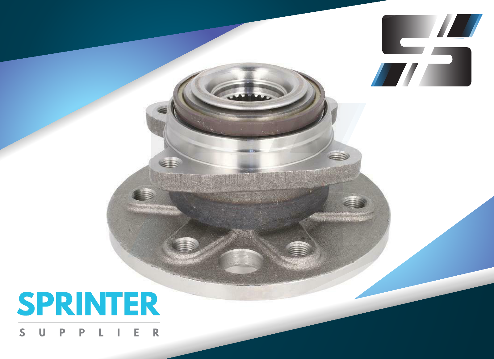 Note: FWD 4-Wheel ABS 2004 fits Ford Freestar Rear Right Wheel Bearing and Hub Assembly One Bearing Included with Two Years Warranty