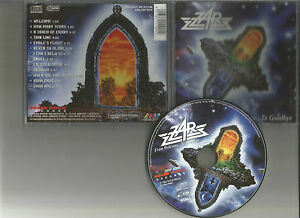 ZAR-From-welcome-to-goodbye-CD-RARE-POMP-AOR-GIUFFRIA-KNOW-ILLUSION-PROPHET