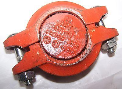 1 12 In Inch Spf Sk-1 End Cap Plug Gruvlok Victaulic Style 3r58