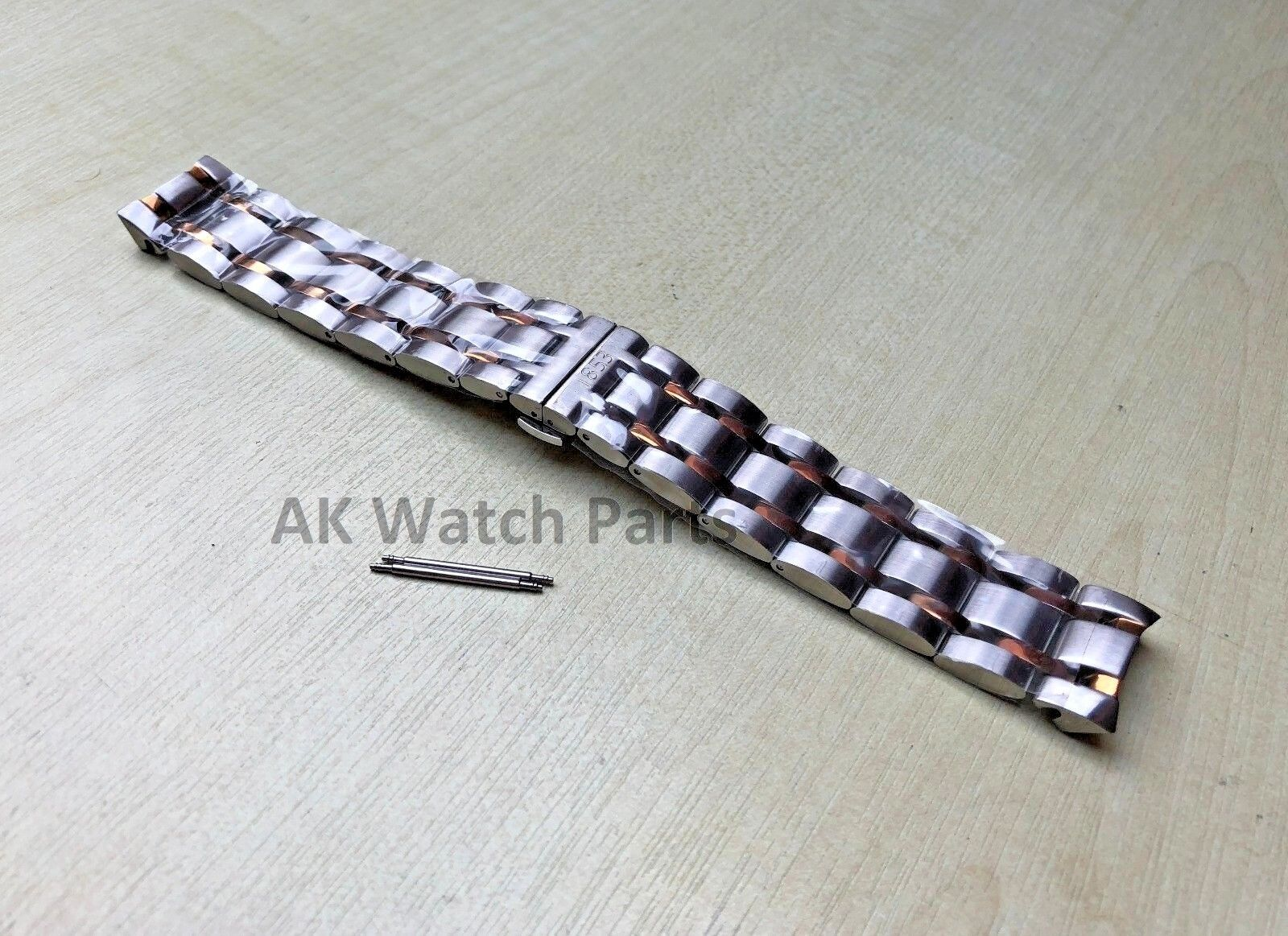 Tissot Couturier Gmt Swiss Chronograph T0356271605100 24mm Strap Fits Ub