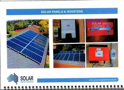 SOLAR ENERGY SYSTEM. GERMAN MADE. FULLY INSTALLED. LONG WARRANTY Melbourne Region Preview