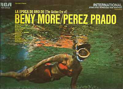 BENY MORE/PEREZ PRADO LA EPOCA DE ORO VINYL 1969 - $9.99