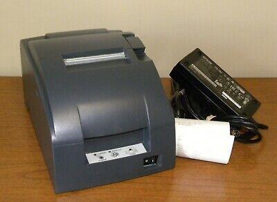 Epson Tm-u220b M188b Serial Ethernet Dot Matrix Pos Receipt Printer