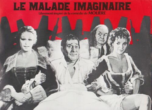 DINO RISI 3 French Pressbooks MALADE IMAGINAIRE+PERFUME DONNE+ DIRTY WEEK END