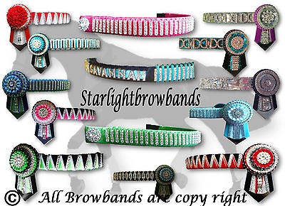 Starlight Browbands