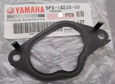 GENUINE <em>YAMAHA</em> XV1700 CARBURETTOR JOINT INTAKE GASKET SEAL 5PX 14239 0