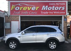 2012 HOLDEN CAPTIVA 7 SX AUTOMATIC 7SEATER SUV Long Jetty Wyong Area Preview