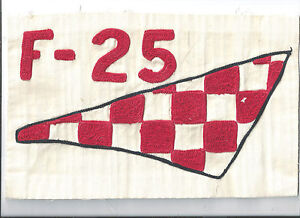 c1940s-Midget-Racing-Flag-or-Uniform-Patch-F-25-LOOK