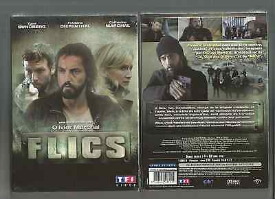 """FREDERIC DIEFENTHAL """" FLICS  """" DVD NEUF"""