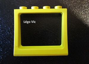Lego fabuland x652 front window squared small fen tre for Fenetre lego