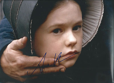 Anna Paquin The Piano 11  X 14  In Person Hand Signed Autographed Photo