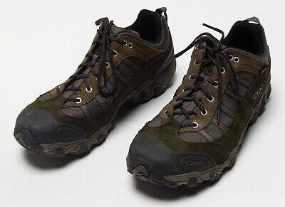afd9a741a2d6c Men's Oboz Tamarack B-Dry Waterproof WP Low Hiking Trail Shoes Size Sz US 13