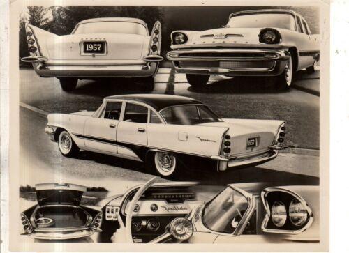 1957 DeSoto Original Press release from the dealer