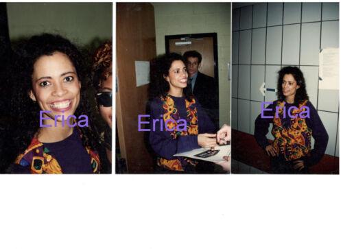 ERICA GIMPEL FAME ER PROFILER ACTRESS SET OF 5 PHOTOS LOT CANDID