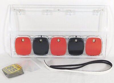 New Dresser Wayne 888006-007 Ovation 2 Prod Pts Panel Assy. Complete Wbuttons