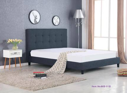 Unbeatable!!! New Sophie Double/Queen Bed Frame With Mattress