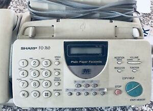 Sharp Fax machine