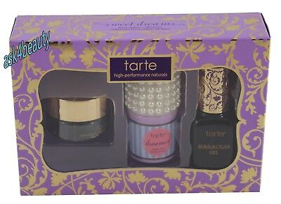 Tarte Sweet Dreams Deluxe Best Sellers Collection Set New In Box