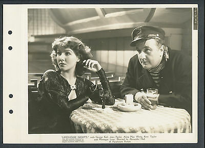 Salty Sea Dog - BEAUTIFUL JEAN PARKER + SALTY SEA DOG - 1934 DBLWT KEY BOOK PHOTO IN EXC COND