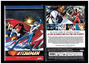 Gatchaman - Ova Collection (Brand New Anime DVD)