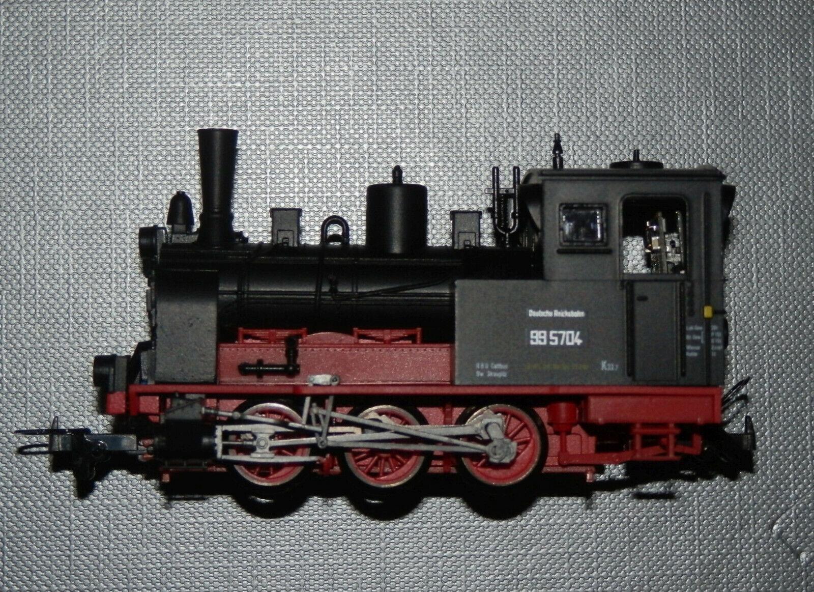ROCO 33253 Schmalspurdampflok BR 99 DR H0e