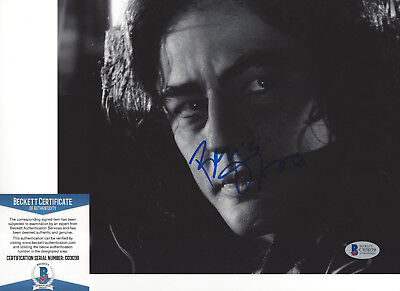 Benicio Del Toro Signed Authentic Sin City 8X10 Photo W Coa Actor Bas Beckett