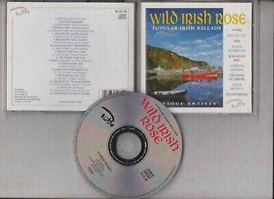 Various - Wild Irish Rose/Popular Irish ZUSTAND neuwertig  Irish Rose