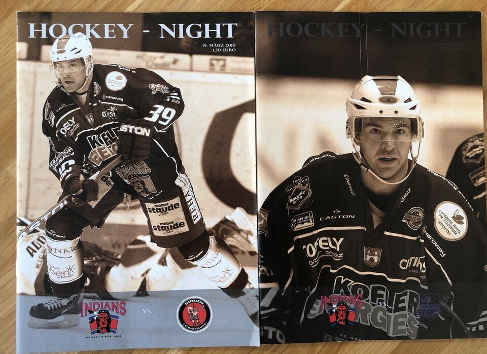 2x Hockey Night EC Hannover Indians in Wennigsen