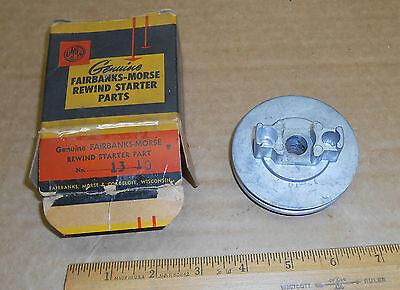 New Vintage Fairbanks-morse Magneto Starter Rewind Pulley 13-10
