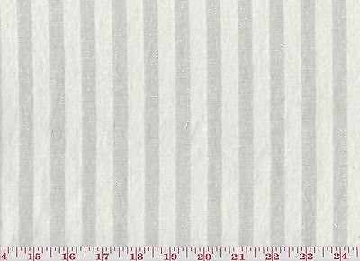 Ткань Beige Cotton Linen Stripe P