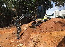 4t excavator hire Maroochydore Maroochydore Area Preview