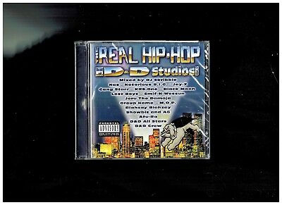 The Real Hip Hop: Best of D&D Studios {PA}, Vol. 1 (Brand New