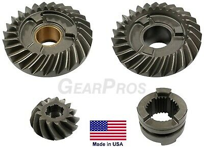 Lower Unit Gear Set 85-140 HP Johnson / Evinrude Outboard Gears - 436746 - Outboard Lower
