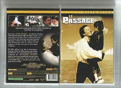"""ALAIN DELON """" LE PASSAGE  """" DVD NEUF CELLO"""