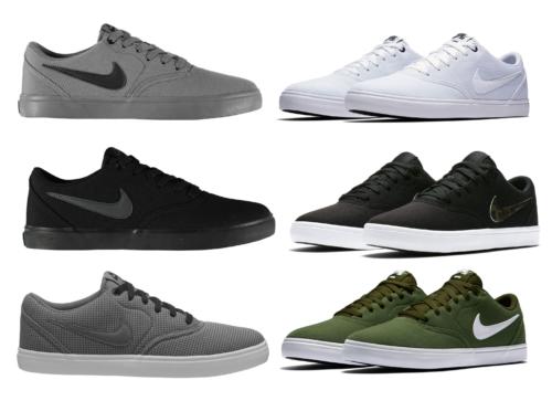 Nike SB Check Solar Herren Skateschuhe Skaterschuhe Turnschuhe Sneakers 2142