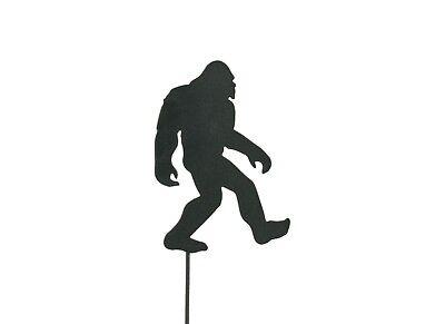 Bigfoot Sasquatch, Metal Garden Stake, Bigfoot Gift, Big Foot Believe (Garden Stake)