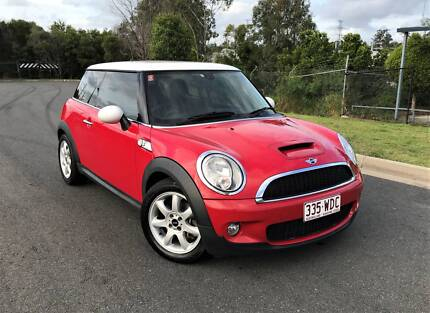 Mini Cooper S - Supercharged Turbo - LOW KMS!!