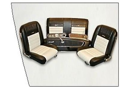 1965 - 1966 Mustang Pony Interior Kit, Coupe and Convertible