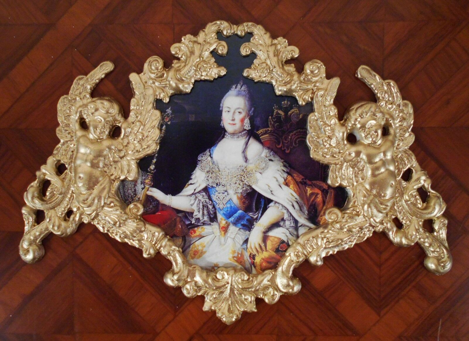 Russian Queen Catherine the Great-2. Furniture mounts/decor
