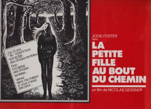 JODIE FOSTER 2 Pressbooks PETITE FILLE BOUT CHEMIN+MOI FLEUR BLEUE