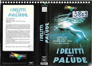 I-DELITTI-DELLA-PALUDE-1987-vhs-ex-noleggio
