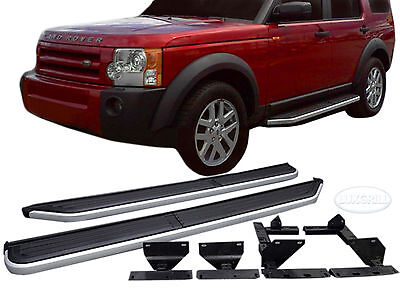 Discovery 3 / 4 running boards side steps OE STYLE SALE ! £97 ONLY + FREE P&P