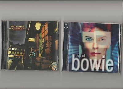 David Bowie : Best of ( 2 disc) + Zuiggy Stardust  /TWO CD
