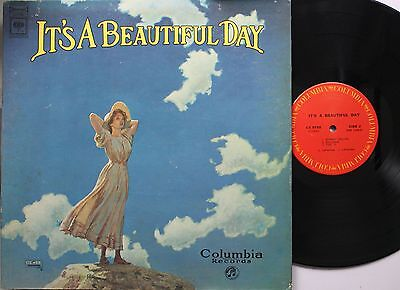 Jazz Lp Various Artists It'S A Beautiful Day On Columbia