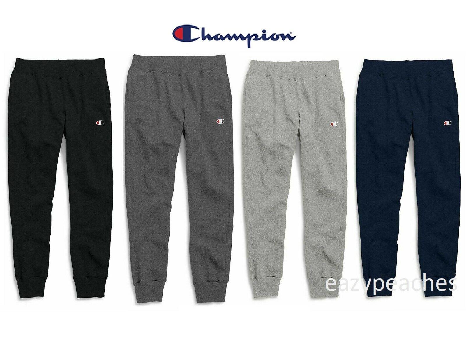 Champion Mens Life Reverse Weave Jogger Pants