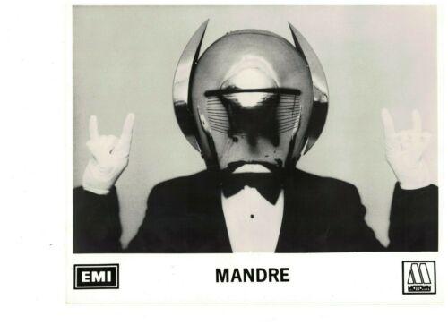 "Mandre  UK Original Motown Promo Photo 10"" x 8"""