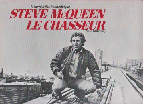 Steve MacQUEEN  2 French Pressbooks  NEVADA SMITH + THE HUNTER